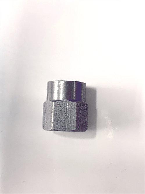 Nitrous And Fuel Line Cap