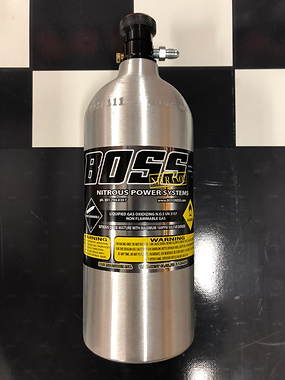 2.5 Aluminum Bottle