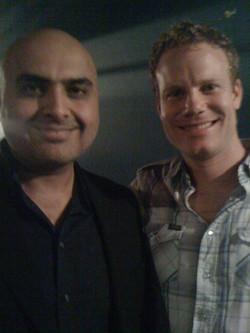 My trombone hero, Fayyaz Virji