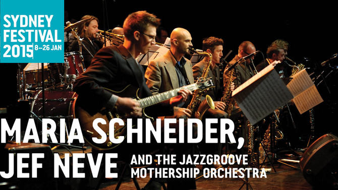 Upcoming Concerts - Opera House Christmas concerts and Maria Schneider