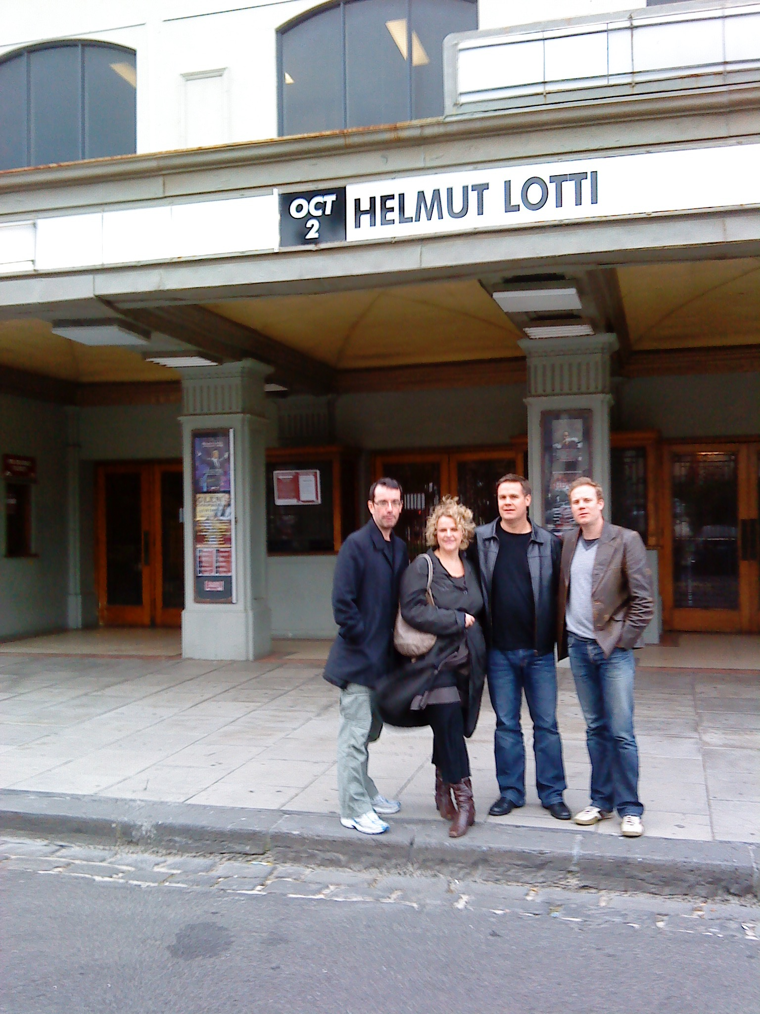 Helmut Lotti tour, Palais St Kilda