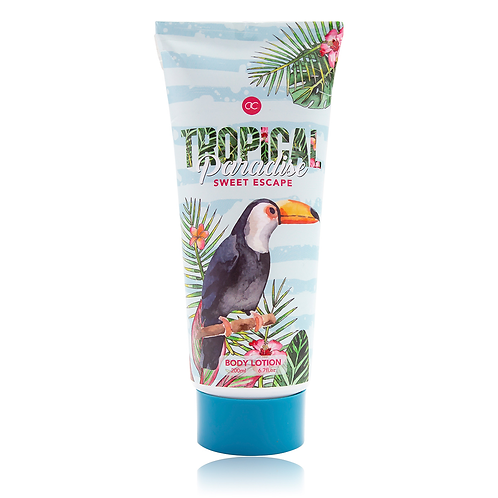 Tropical Paradise Body Lotion