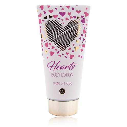 Hearts Body Lotion