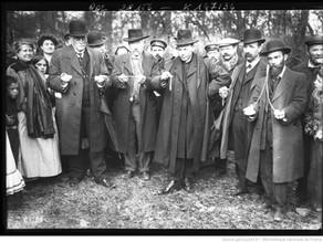 Le congrès de sourcier de 1913