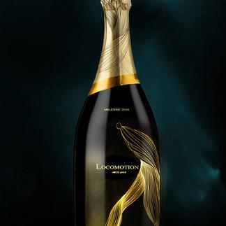 OENOCreativ | Création habillage champagne