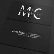 OENOCreativ | Supports de communication cartes de visite