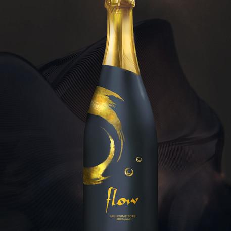 OENOCreativ | Création sleeve champagne