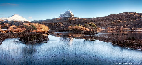 Assynt Foundation canisp_and_suilven_from_loch_druin_suard