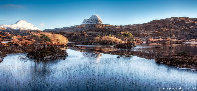 Assynt Foundation canisp_and_suilven