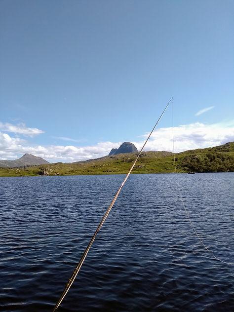 Assynt Foundation fishing