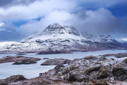 Assynt Foundation cul mor from boat bay
