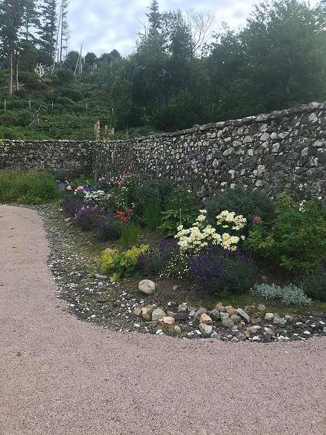 Assynt Foundation walled garden