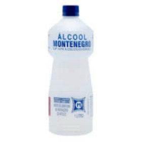 ÁLCOOL MONTENEGRO 1L