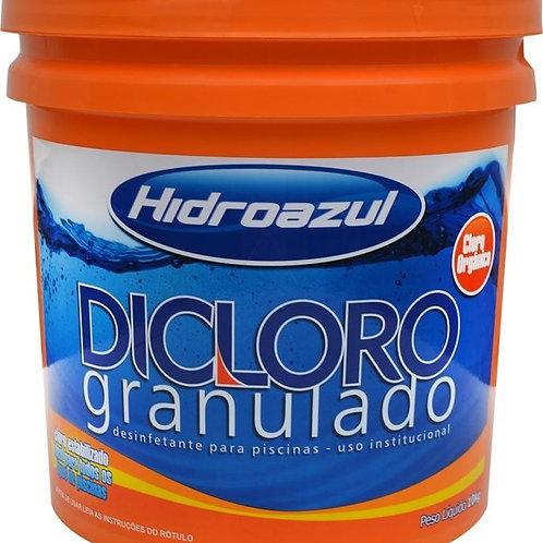 CLORO GRANULADO HIDROAZUL