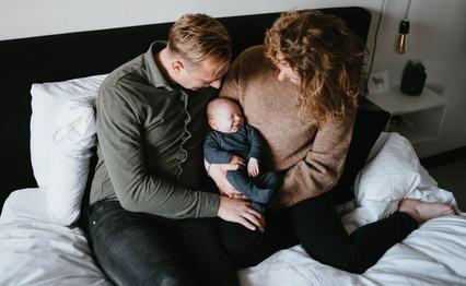 Newborn shoot Groningen