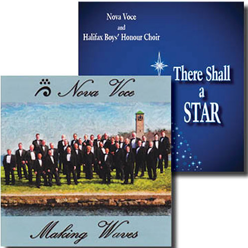 Making Waves & There Shall A Star Package