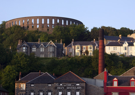 The Oban Colossus by Nigel Roth