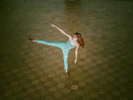 Coupable d'avoir dansé par Katia Elkaim