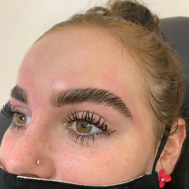 Brow Lamination by Camy