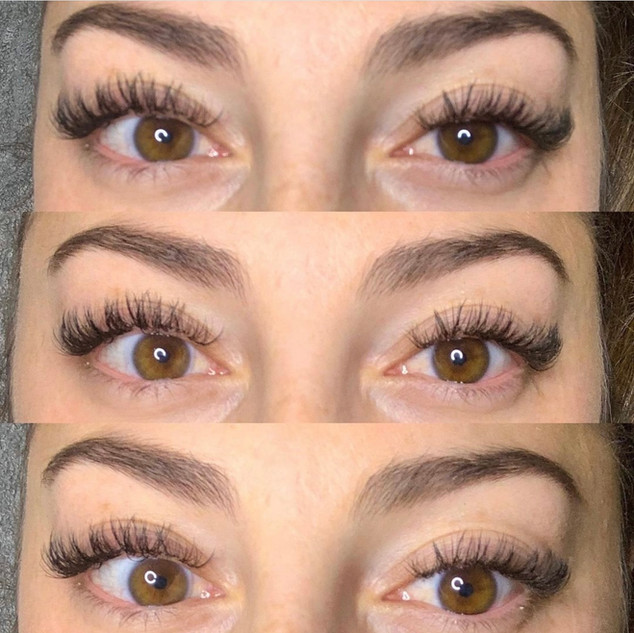 Lash Extensions by Christina