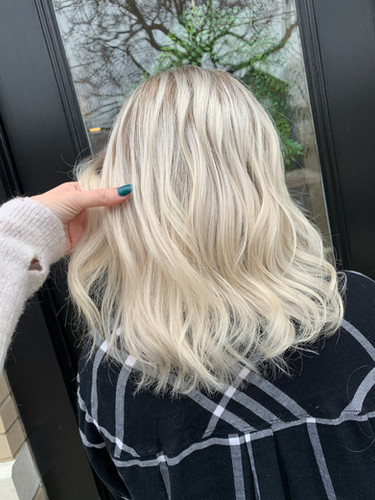 Lived in Blonde by Jamie