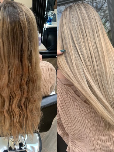 Before & After by Jamie