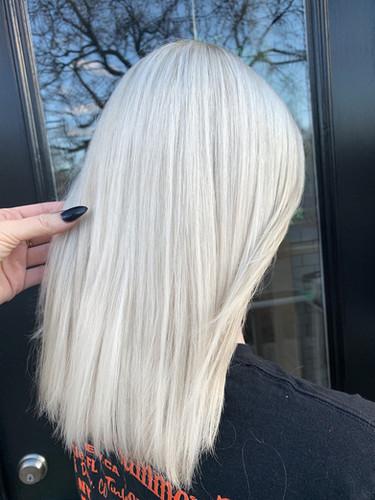 White Blonde by Jamie