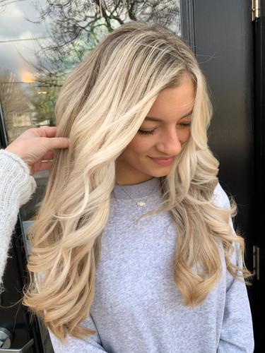 Golden Blonde by Jamie