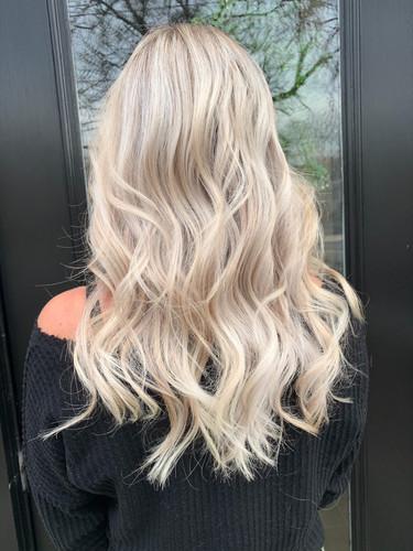 Icy Blonde by Jamie