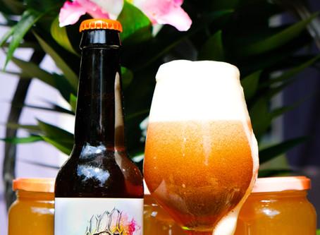 HONEY BEER - Bière Blonde au Miel