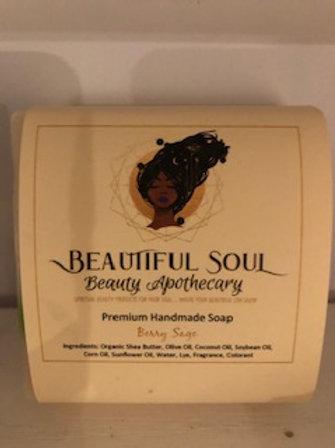 Berry Sage Soap