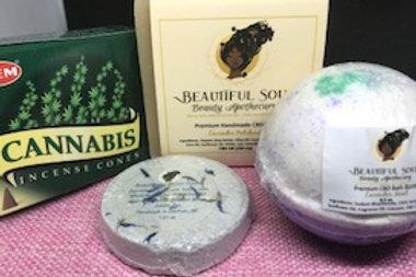 Laven-Litty CBD Soap Sampler Set