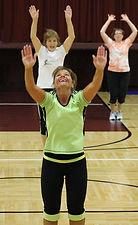 power praise aerobics