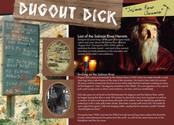 Dugout Dick Poster