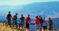YEP on  Stein Mtn Trail 2011.