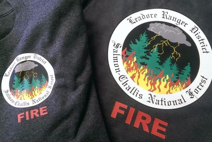 Leadore Ranger District Shirts