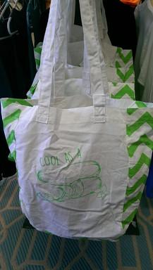 Cool as a Cucumber Tote Bag