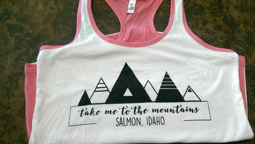 To the Mountains
