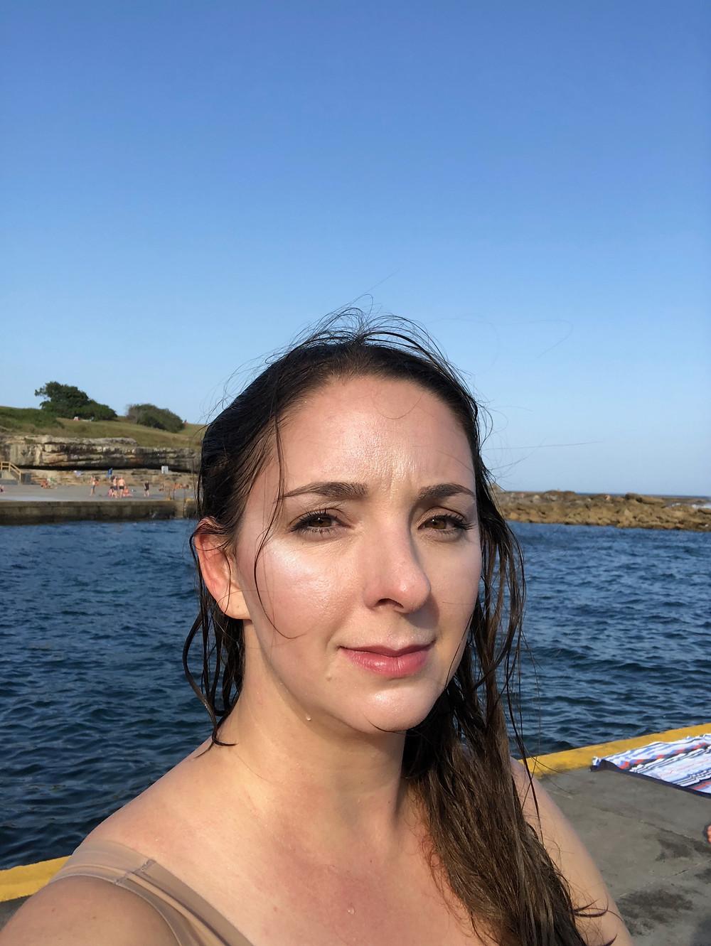 Not my best mermaid face