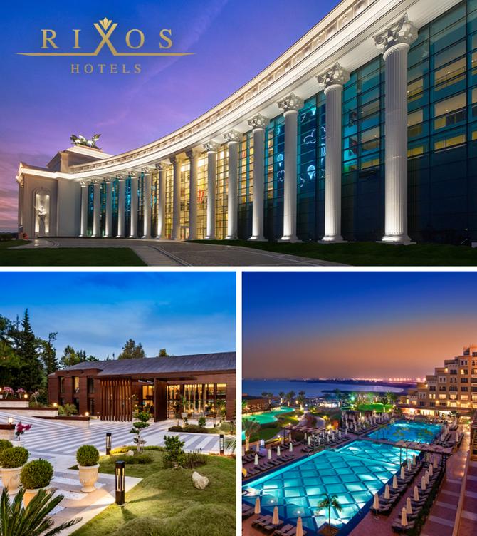 Bir Başarı Hikayesi: Rixos