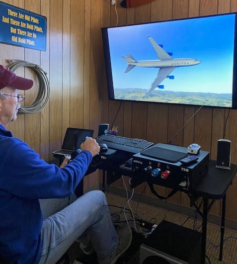 X-Plane 11 Simulator