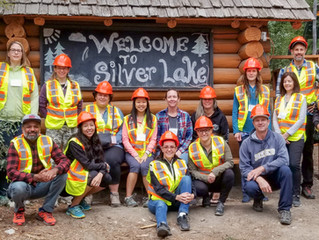 Silver Lake Forest Education Centre hosts Festival of Forestry Teachers' Tour