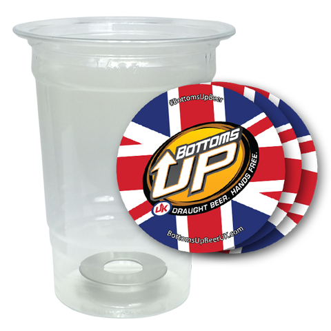 1 Pint Events Cup (Box of 600 includes magnet)
