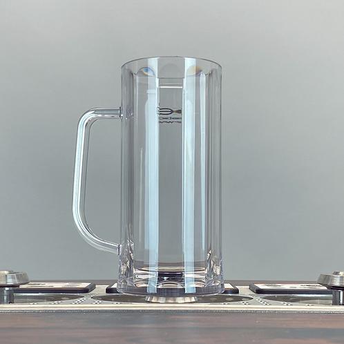 Bravarian Tankard Pint Glass Pint Polycarbonate cup 568ml - Case of 12