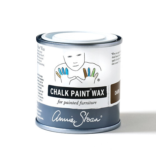 Annie Sloan Dark Chalk Paint Wax Mini 120 ml