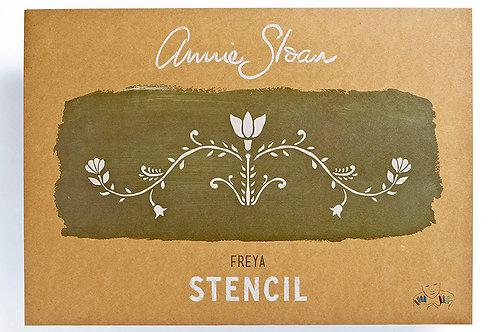 Freya Stencil