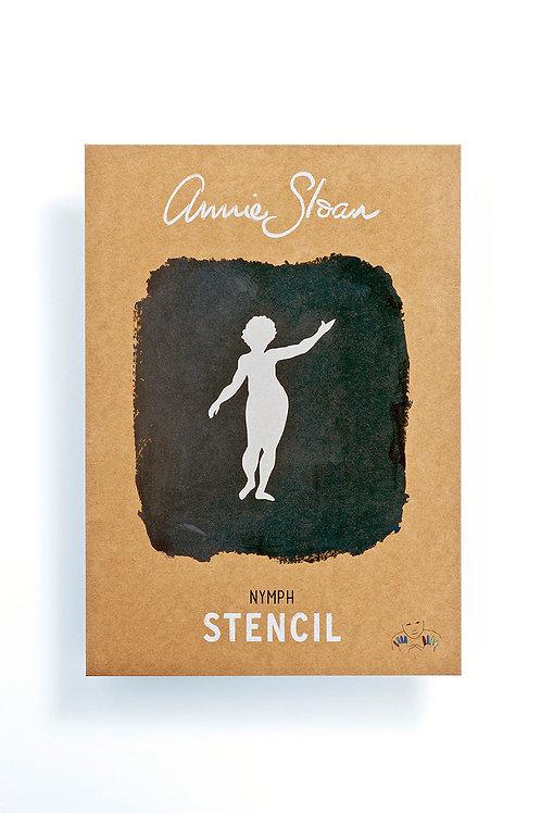 Nymph Stencil