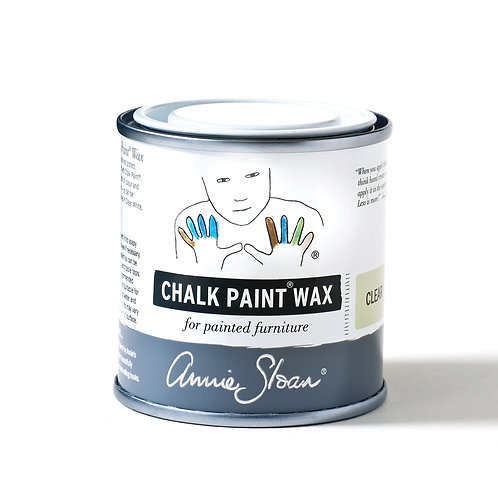 Annie Sloan Clear Chalk Paint Wax Mini 120 ml