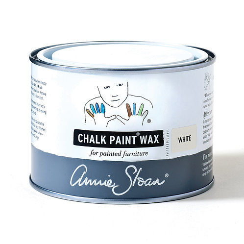 Annie Sloan White Chalk Paint Wax 500 ml
