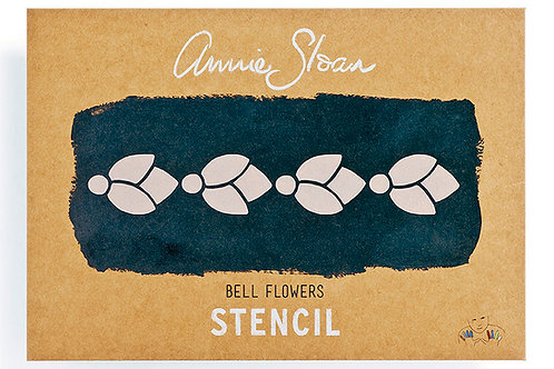 Bell Flowers Stencil